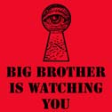 Ayn Rand, George Orwell, Big Brother, Prism, NSA, 1984