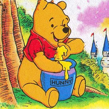 winnie the pooh, honeypot, honey trap